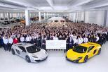 5.000e McLaren uit Super Series gebouwd
