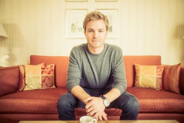 Nico Rosberg stopt met Formule 1