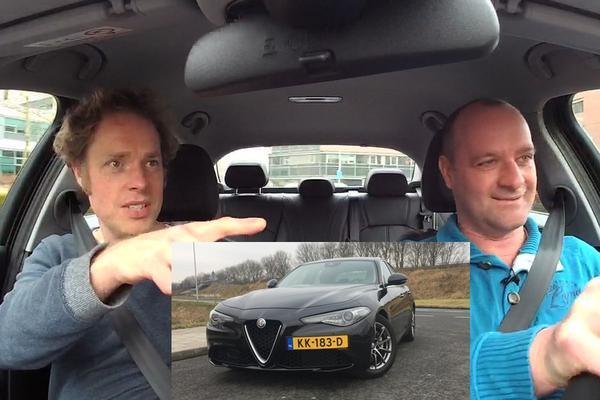 Video: AutoWeek LiveDrive 7 - Alfa Romeo Giulia