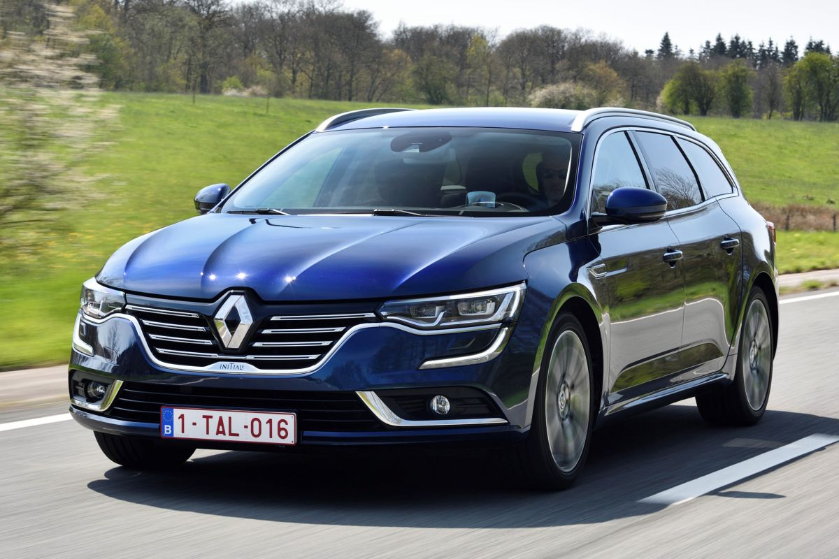 renault talisman estate dci 110 intens specificaties auto vergelijken. Black Bedroom Furniture Sets. Home Design Ideas