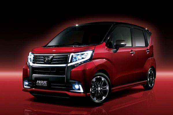 Compleet nieuwe Daihatsu Move