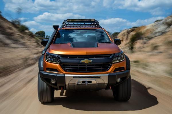 Chevrolet Colorado Xtreme en Trailblazer Premier