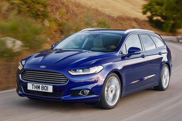 Ford verlaagt prijs Mondeo nu al flink