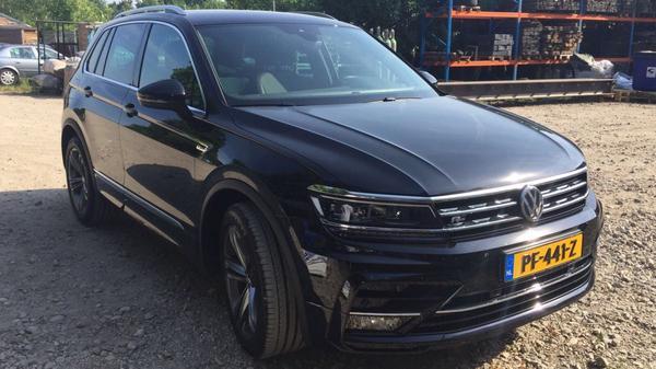 Volkswagen tiguan 1 4 tsi 150pk act comfortline business r for Tiguan confortline business