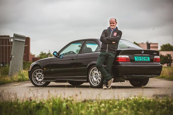 Video: BMW M3 E36 (1998) - 90's Helden