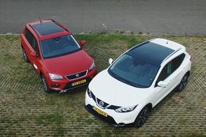 Seat Ateca vs. Nissan Qashqai