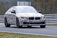 BMW M5 (2017) - Spionage
