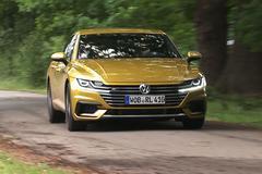 Volkswagen Arteon - Rij-impressie