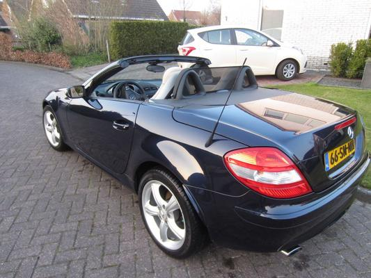 mercedes benz slk 200 kompressor 2006 gebruikerservaring. Black Bedroom Furniture Sets. Home Design Ideas
