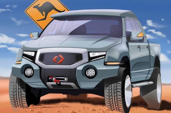 Australische start-up werkt aan elektrische SUV