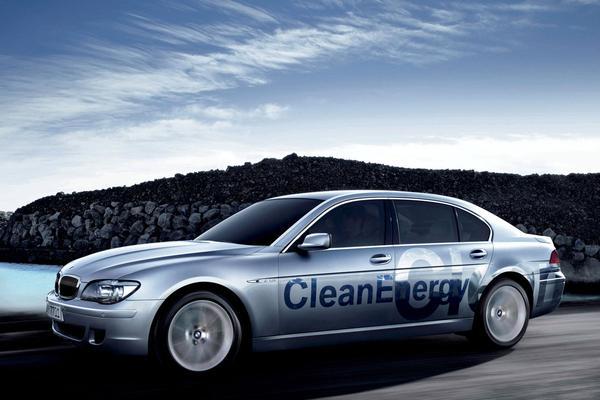 BMW schrapt waterstofauto voor NAIAS in Detroit