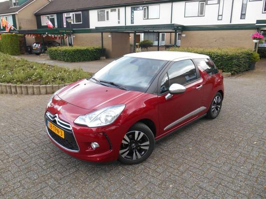 citroen ds3 e hdi 90 so chic 2012 gebruikerservaring autoreviews. Black Bedroom Furniture Sets. Home Design Ideas