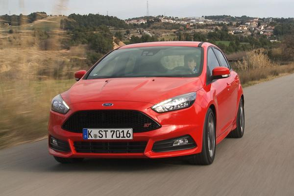 Video: Rij-impressie Ford Focus ST diesel