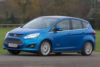 Ford Focus C-Max Plug-in Hybrid