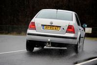 Volkswagen Bora klokje rond