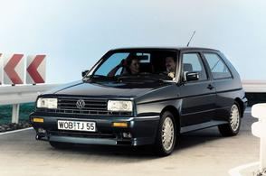De 7 Volkswagen Golf II Specials