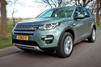 Rij-impressie Land Rover Discovery Sport
