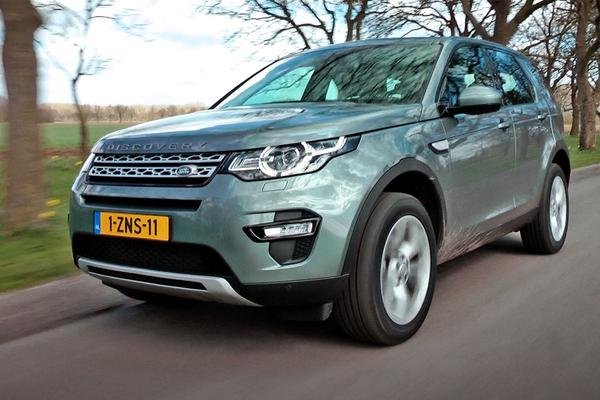 Video: Rij-impressie Land Rover Discovery Sport