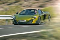 McLaren 675LT Spider - Rij-impressie