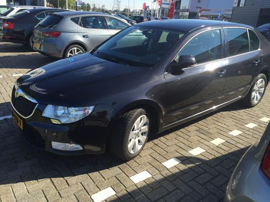 skoda superb 1 6 tdi greenline active businessline 2012 gebruikerservaring autoreviews. Black Bedroom Furniture Sets. Home Design Ideas