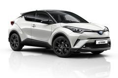 Toyota C-HR nu ook als Black Edition