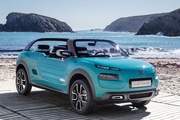 Citroën Cactus M officieel onthuld