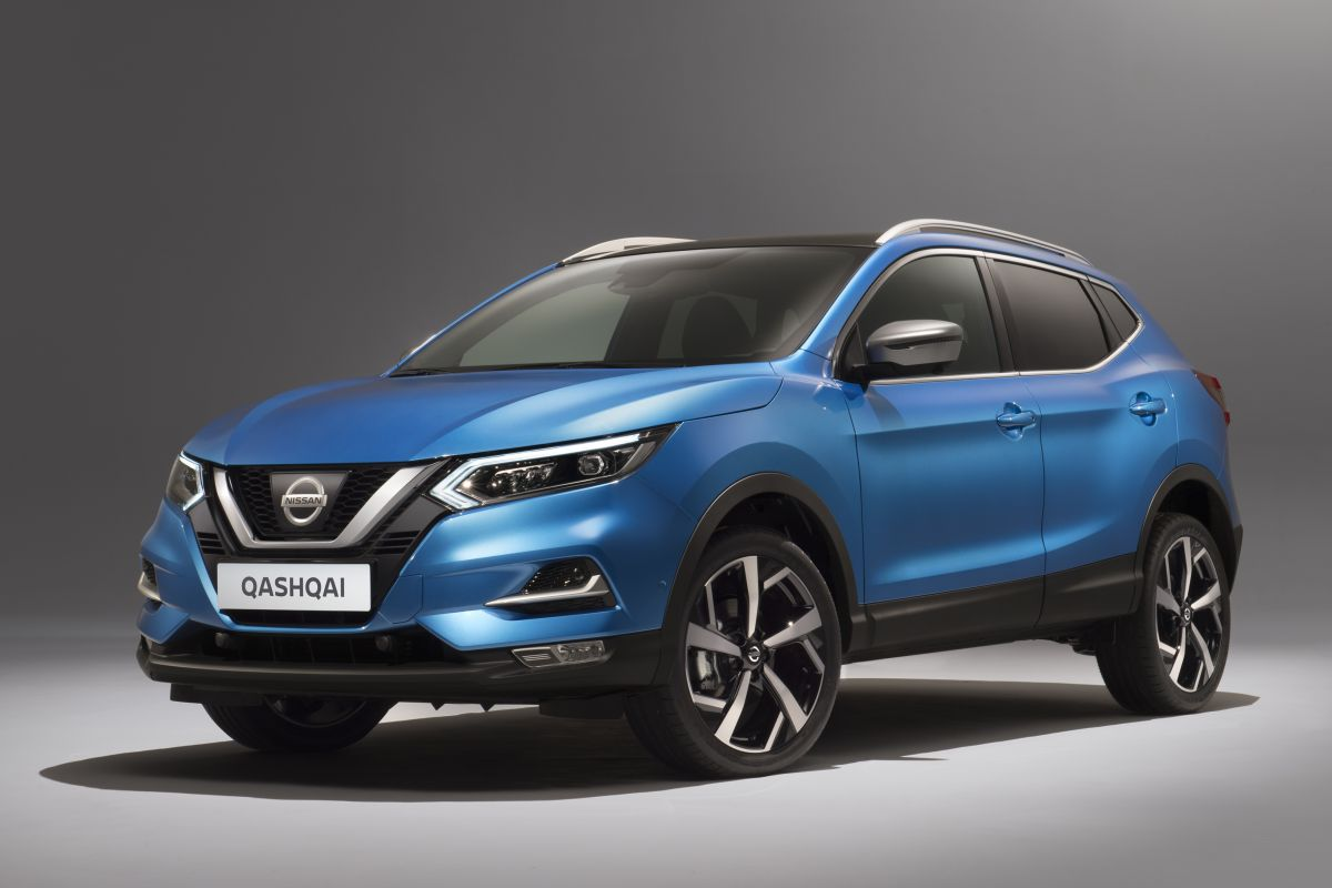 2017 - [Nissan] Qashqai restylé - Page 2 Retyvfab154a