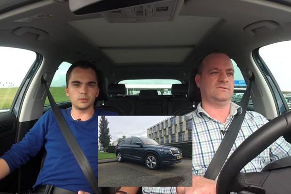 Video: LiveDrive #36 - Skoda Kodiaq