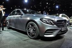 Kennismaken met de nieuwe Mercedes E-klasse