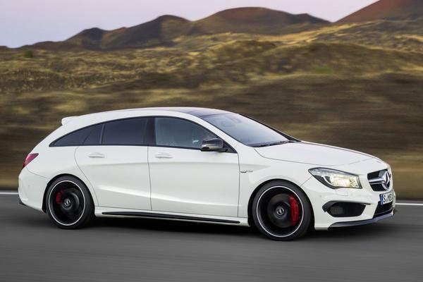 Recordverkoop voor Mercedes-Benz