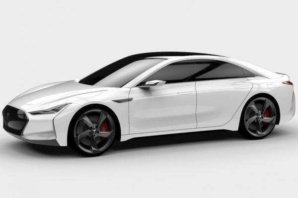Youxia X is Chinese Tesla Model S