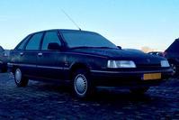 Renault 21 In het Wild