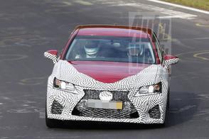 Lexus heeft GS F bijna af
