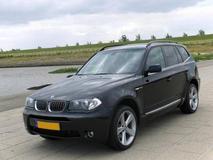 BMW X3 3.0i High Executive