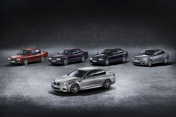 Bloedlijn: BMW M5