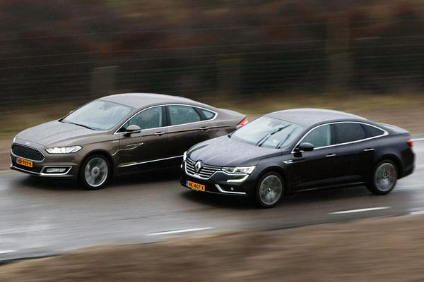 Video: Dubbeltest - Renault Talisman vs Ford Mondeo