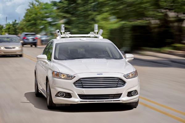 Video: Op bezoek bij Ford in Silicon Valley