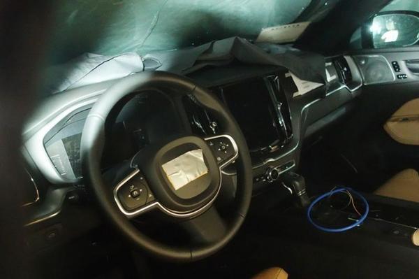 In beeld: interieur Volvo XC60