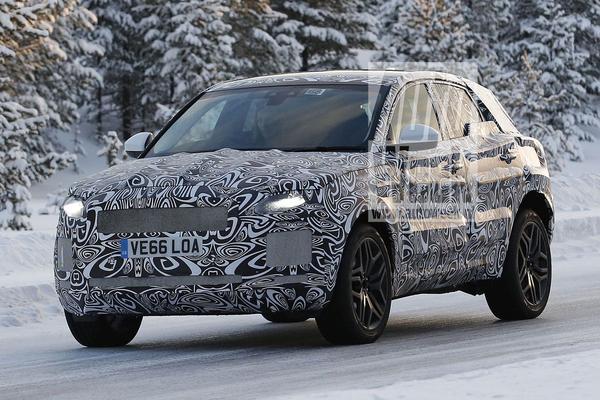 Gesnapt: Jaguar E-Pace