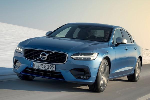 Rij-impressie: Volvo S90 T6 AWD R-Design
