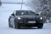 Porsche Panamera spio