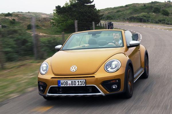Video: Rij-impressie - Volkswagen Beetle Dune