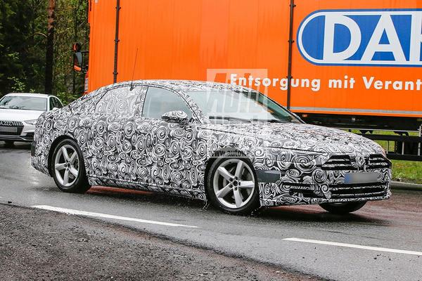 Audi belicht toekomstplannen