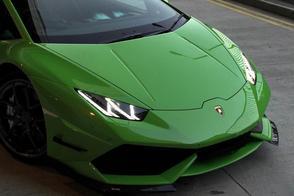 DMC maakt gifkikker van Lamborghini Huracán