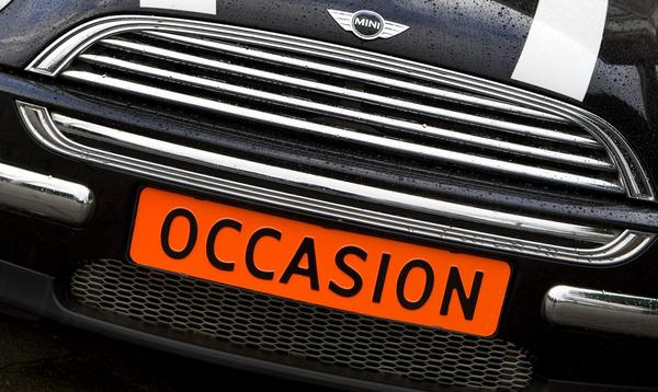 Verkoop tweedehands auto's gedaald