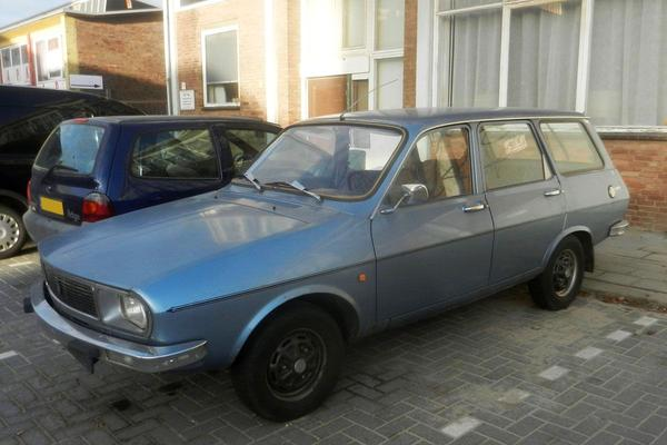 In het wild: Renault 12 Break (1976)