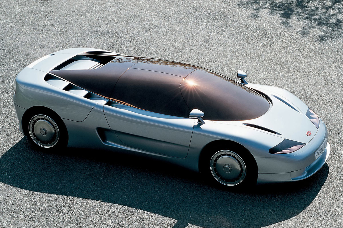 Discussione Concept Cars 1990