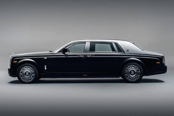 Rolls-Royce Phantom als Zahra