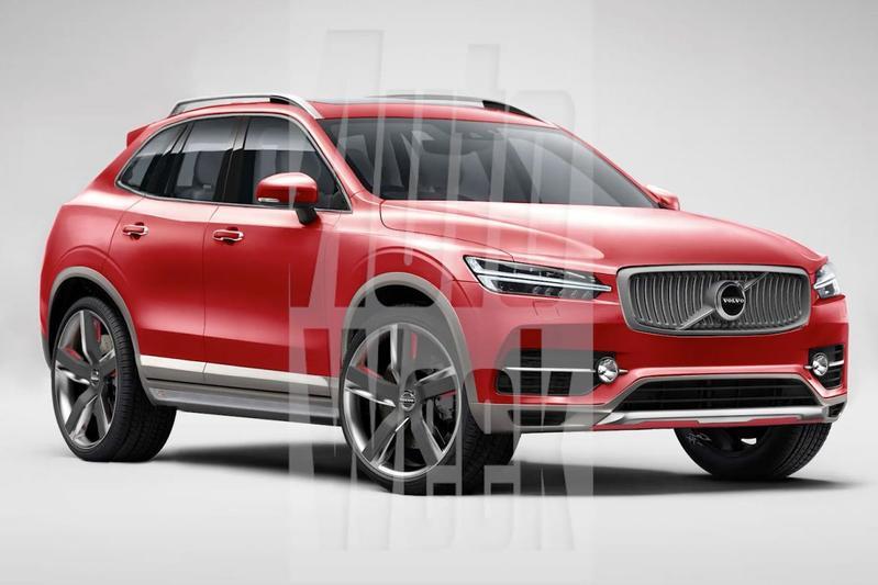 Journaal Volvo Xc40 Mikt Op Audi Q3 Autonieuws