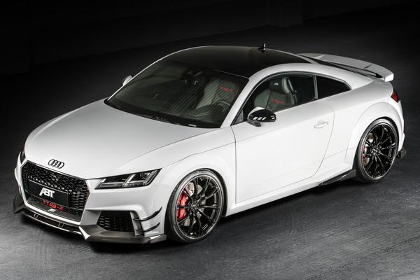 ABT pakt Audi TT RS bij de kladden